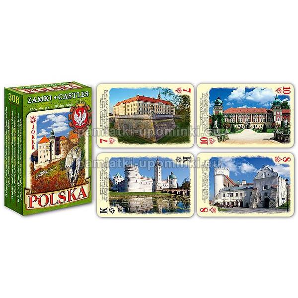 Karty do gry Zamek Przemyśl