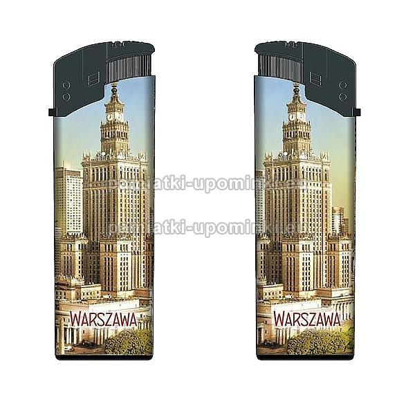 Zapalniczka Warszawa Pałac Kultury i Nauki