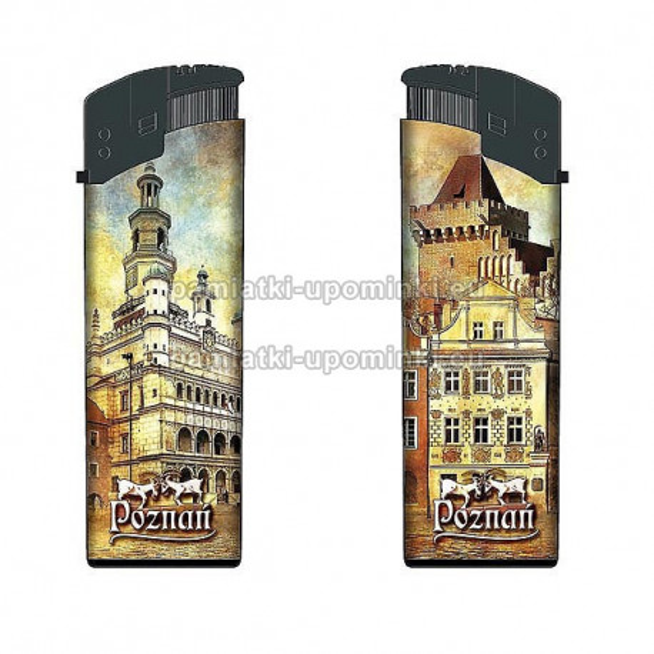 Zapalniczka Poznań