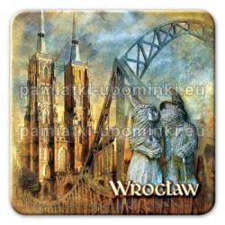 Magnes kwadrat Wrocław Katedra