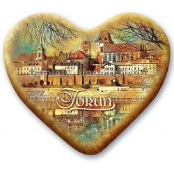 Magnes Toruń serce Panorama