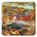 Magnes Kazimierz kwadrat Panorama