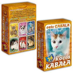 Karty Kocia Kabała