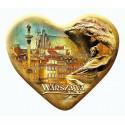 Magnes Warszawa serce - Chopin