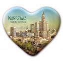 Magnes Warszawa serce - Pałac Kultury i Nauki