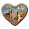 Magnes Kraków serce - Kościół Mariacki i Sukiennice