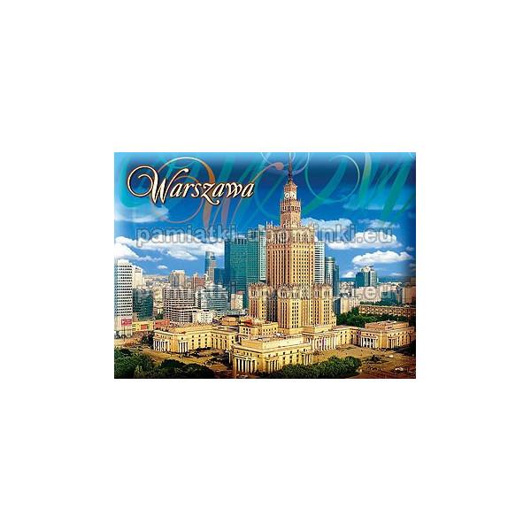 Magnes Warszawa - Pałac Kultury