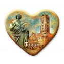 Magnes Toruń serce - Kopernik