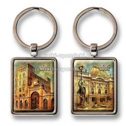 Brelok Łódź Manufaktura - Pałac Poznańskiego