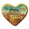 Magnes Łódź serce Pałac Poznańskiego
