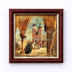 Obrazek Kraków Kościół Mariacki