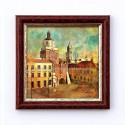 Obrazek Lublin Brama Krakowska