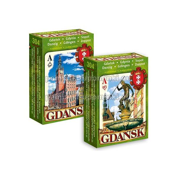 Karty do gry Gdańsk