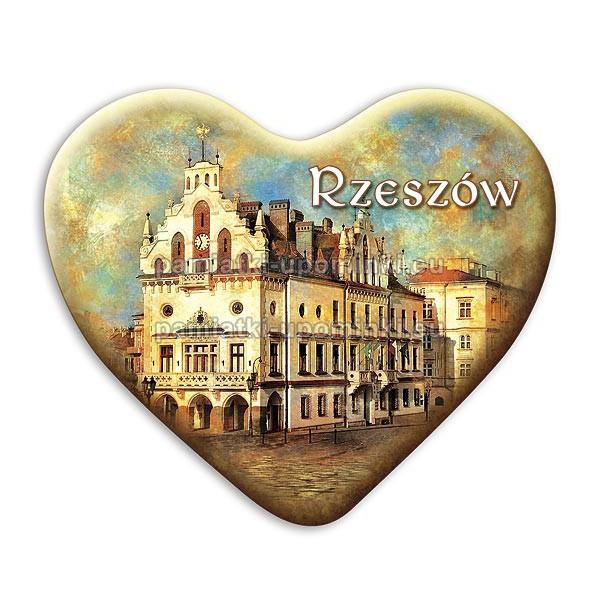 Magnes serce Rzeszów - Ratusz