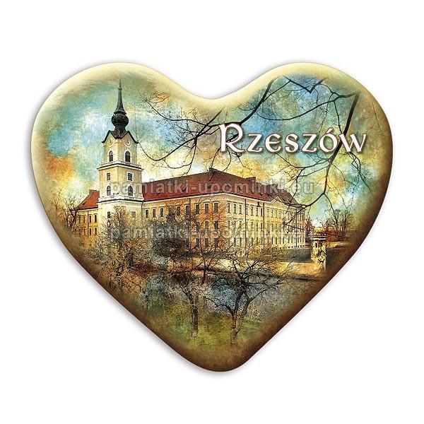 Magnes serce Rzeszów - Zamek