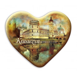 Magnes serce Krasiczyn Zamek