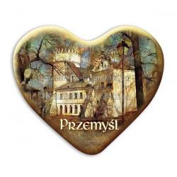 Magnes serce Przemyśl Zamek