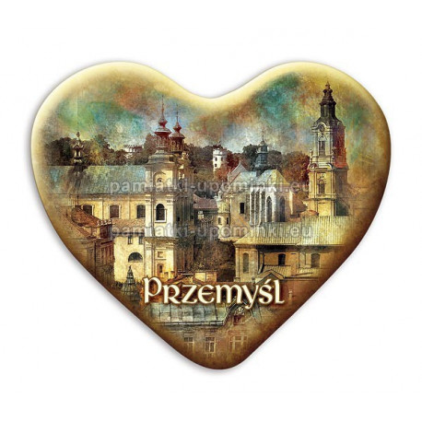 Magnes serce Przemyśl Panorama