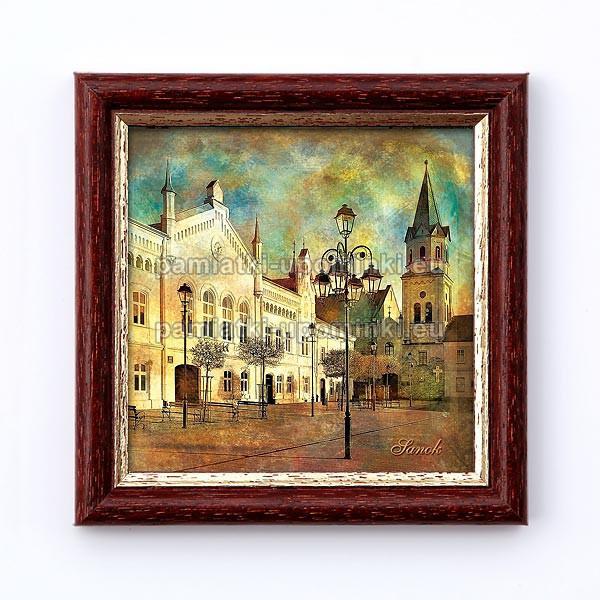 Obrazek Sanok Rynek