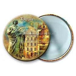Lusterko Toruń Kopernik Dom pod Gwiazdą