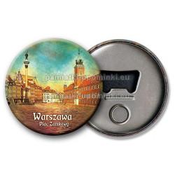 Otwieracz Warszawa Plac Zamkowy
