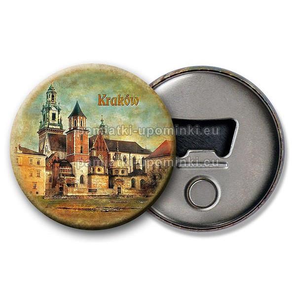 Otwieracz Kraków Katedra na Wawelu
