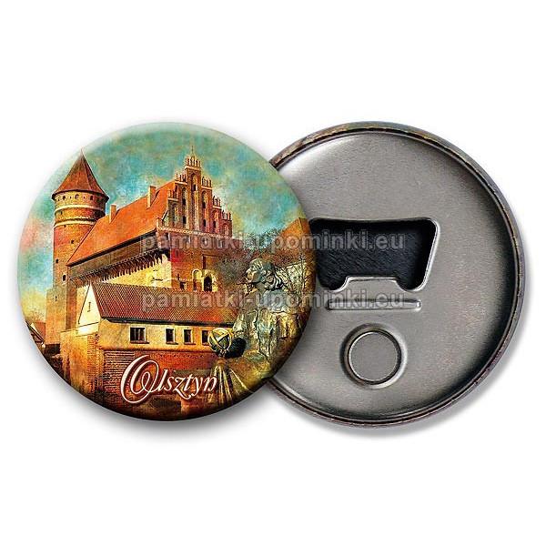 Otwieracz Olsztyn Zamek