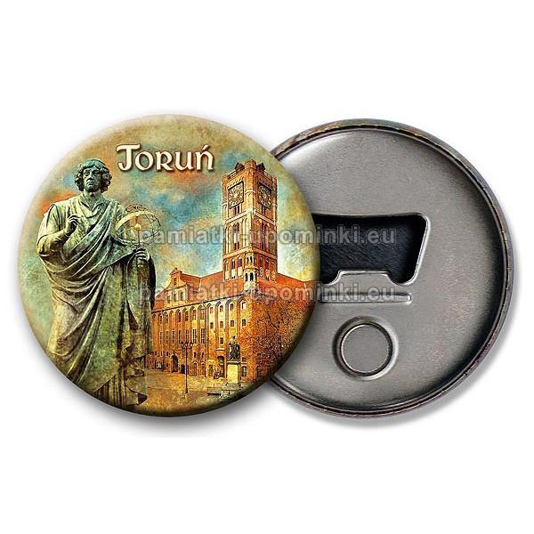 Otwieracz Toruń Kopernik Ratusz