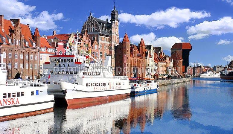 Pamiątki z Gdańska