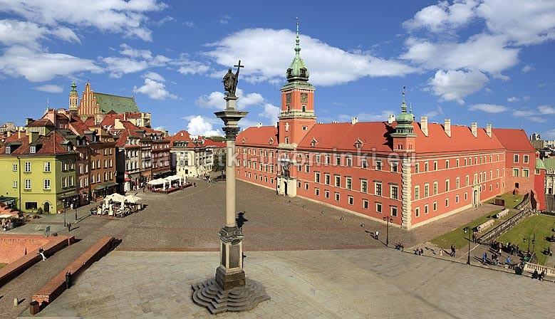 Pamiątki z Warszawy
